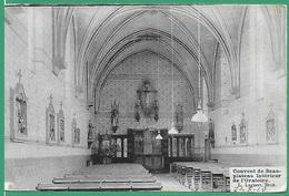 ! - Belgique - Sainte-Ode - Couvent De Beauplateau - Intérieur De L'Oratoire - Sainte-Ode