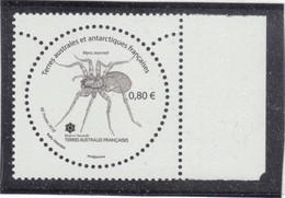 B2 - TAAF 847 ** MNH De 2018 - FAUNE - Insecte De Crozet  - MYRO JEANNELI - - Terres Australes Et Antarctiques Françaises (TAAF)