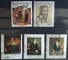 Used Postage Stamps, Slovakia - Slovaquie
