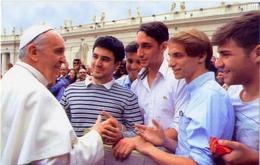 Santino - Papa Francesco - E1 - Andachtsbilder