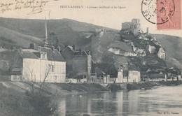 27 - LES ANDELYS - Petit Andely - Château Gaillard Et Les Quais - Les Andelys