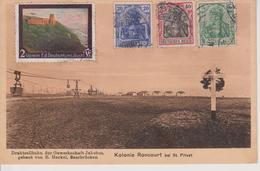 57 - RONCOURT - COLONIE - Francia