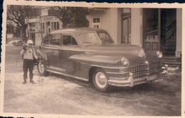 Foto Photo Old-timer Oldtimer Chevrolet ?? (8 X 13 Cm) - Automobiles