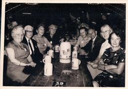Fotokaart Carte Photo (10 X 14,5 Cm) Wieze Oktoberfeesten 1964 - Lebbeke