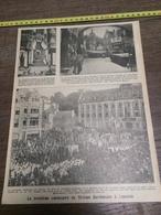AN 20/30 LE 3 EME CENTENAIRE DE ST SAINT JEAN BERCHMANS A LOUVAIN - Vieux Papiers