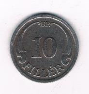 10 FILLER 1941  HONGARIJE /2432/ - Hongrie