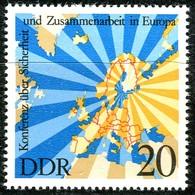 DDR - Mi 2069 - ** Postfrisch (E) - 20Pf     KSZE - DDR
