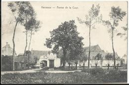 Herseaux - Ferme De La Cour 1911 - Mouscron - Moeskroen