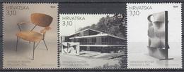CROATIA 1172-1174,unused - Timbres