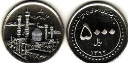 Iran - 5000 Rials 2013 UNC Coin Lemberg-Zp - Iran