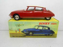 Citroën DS19 1/43 Dinky Toys Atlas - Dinky