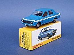 Renault 12 Gordini 1/43 Dinky Toys Atlas - Dinky
