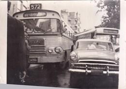 Foto_Photo-Rio De Janeiro-Brasile-Autobus -auto-traffico-Integra E Originale 100%an2 - Fotografia