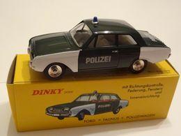 Ford Taunus Polizei 1/43 Dinky Toys Atlas - Dinky
