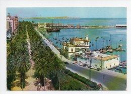 Espagne: Comunidad Valenciana, Alicante, Explanada De Espana Y Puerto, Port (19-514) - Alicante