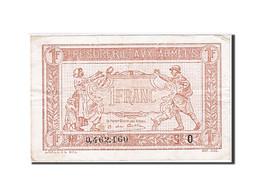 Billet, France, 1 Franc, 1919, 1919, TTB, Fayette:VF 4.2, KM:M5 - Treasury