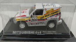 Mitsubishi 4x4 Dakar Fontenay (1998) 1/43 - Voitures, Camions, Bus