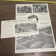 AN 20/30 L INDUSTRIE DU HARENG EN ANGLETERRE GREAT YARMOUTH - Vieux Papiers