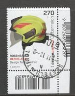 Oostenrijk Mi 3420 Jaar 2018,  Hoge Waarde,  Hoekblok, Gestempeld - 1945-.... 2. Republik
