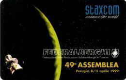 *ITALIA - STAXCOM* - Scheda NUOVA (MINT) - Italia