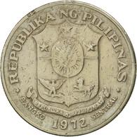 Monnaie, Philippines, Piso, 1972, TTB, Copper-Nickel-Zinc, KM:203 - Philippines