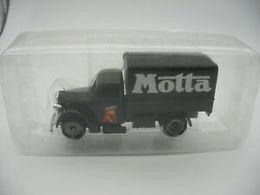 Vehicule Utilitaire Fourgonette MOTTA 1/50 Corgi - Camions, Bus Et Construction