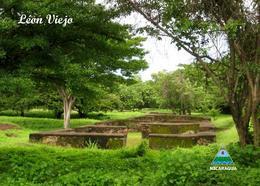 Nicaragua Leon Viejo UNESCO New Postcard - Nicaragua