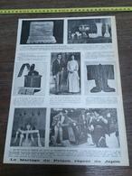 AN 20/30 MARIAGE DU PRINCE REGENT DU JAPON - Vieux Papiers