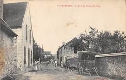 51    .    N° 203274          .             VILLEVENARD               .                 LA RUE DES HAUTES SAINT LOUP - France