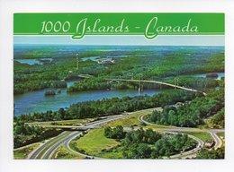 Canada: Ontario, Ivy Lea Bridge, Pont Des Milles Iles (19-521) - Ontario