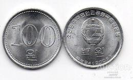 Korea North - 100 Won 2005 AUNC Lemberg-Zp - Corea Del Norte