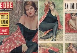 (pagine-pages)ANTONELLA LUALDI     Leore1957/237. - Livres, BD, Revues