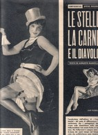 (pagine-pages)MARLENE DIETRICH     Leore1957/237. - Livres, BD, Revues