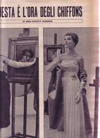 (pagine-pages)MODA D'EPOCA    Leore1957/237. - Livres, BD, Revues