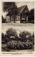 CPA ALLEMAGNE - Gartenwirtschaft U. Gaststätte  Zum Venn - Beliebter Ausflugsort, Kegelbahn U. Autobus - Haltestelle - Other