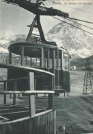 BREUIL - LA FUNIVIA DEL CERVINO - Aosta