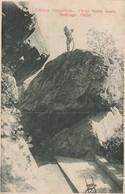 ESTATUA CAUPOTLICAN. CERRO SANTA LUCIA. SANTIAGO, CHILE. CIRCA 1930s - BLEUP - Chili