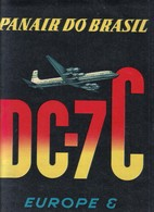 (pagine-pages)PUBBLICITA' PANAIR DO BRASIL   Leore1957/237. - Livres, BD, Revues
