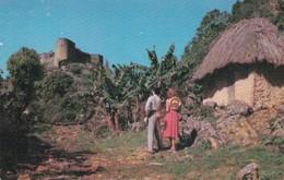 HAITI, LA CIUDADELA. PAN AMERICAN  ADVERTISING. CIRCA 1950s - BLEUP - Colombie
