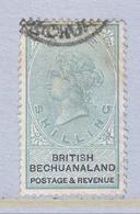 BECHUANALAND  16   (o) - Bechuanaland (...-1966)