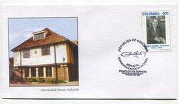 UNIVERSIDAD SERGIO ARBOLEDA - SOBRE / ENVELOPE COLOMBIA 1997 FDC- LILHU - Autres