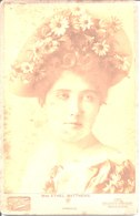 Portrait Miss Ethel Matthews Actrice Anglaise. - Autres Collections