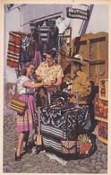 PLATEROS Y EXPERTOS TEJIDORES, MEXICO. PAN AMERICAN AIRWAYS. CIRCA 1960s - BLEUP - Mexique