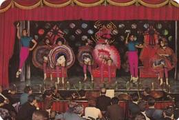 CAFE CONCERT CAN CAN. FAMOSO ESPESPECTACULO NOCTURNO DE MEXICO CIUDAD. LEVI. CIRCA 1970s - BLEUP - Mexique