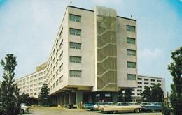 INTERNATIONAL HOTEL JOHN F KENNEDY INTERNATIONAL AIRPORT. JAMAICA NY CIRCA 1960s - BLEUP - Queens
