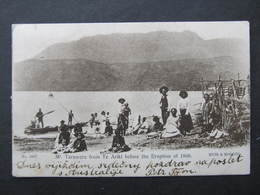 AK TARAWERA Te Ariki Before The Eruption 1886 - 1904 //  D*37261 - Nouvelle-Zélande