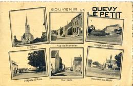 BELGIQUE  Souvenir De QUEVY-le-PETIT - Quévy