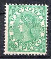 VICTORIA - (Confédération Australienne) - 1901-04 - N° 135 - 6 P. Vert - (Victoria) - 1850-1912 Victoria