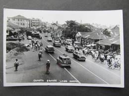 AK LAGOS Idumota Square Ca.1950//  D*37264 - Niger