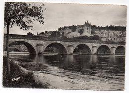 TERRASSON-- Le Pont Neuf--à L'arrière-plan ,l'église........à Saisir - Sonstige Gemeinden